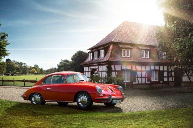 Klasyczne modele Porsche z nowym zabezpieczeniem