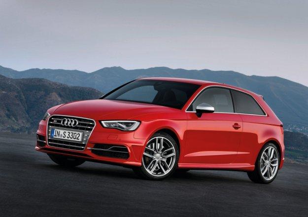 Audi S3 - w 5,1s do 100km/h