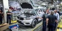www.moj-samochod.pl - Artykuł - Volvo rozpoczęło produkcję nowego XC40