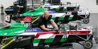 www.moj-samochod.pl - Artykuďż˝ - Nowy elektryczny rozdział w historii Audi