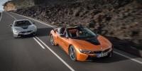www.moj-samochod.pl - Artykuďż˝ - Nowe BMW i8 w dwóch wersjach nadwozia