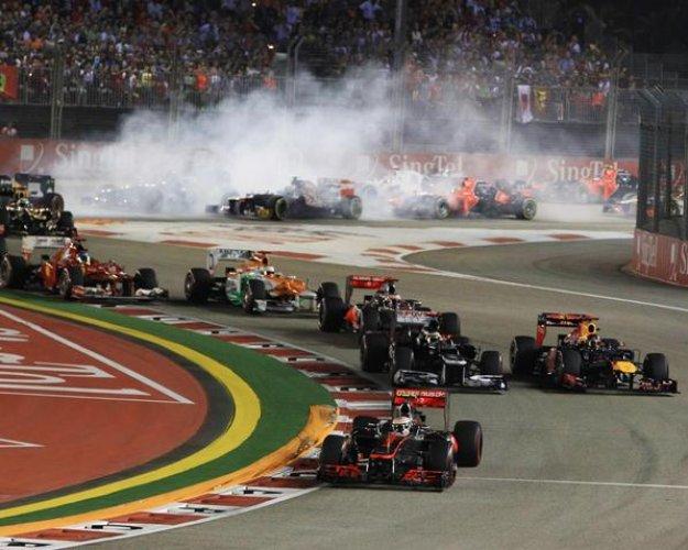 F1 Singapur - Vettela szansa powraca
