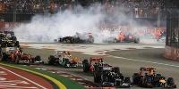 www.moj-samochod.pl - Artykuďż˝ - F1 Singapur - Vettela szansa powraca
