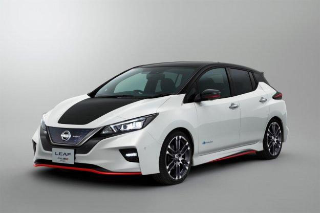 Elektryczny bestseller Nissana w sportowej odmianie