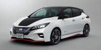 www.moj-samochod.pl - Artykuďż˝ - Elektryczny bestseller Nissana w sportowej odmianie