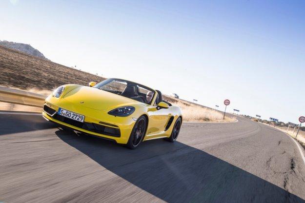 Cztery premiery Porsche w Los Angeles