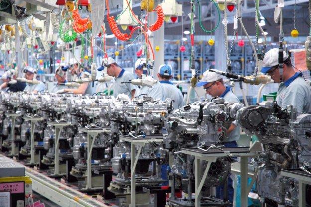Toyota rozpocznie w Polsce produkcje nowej jednostki napędowej