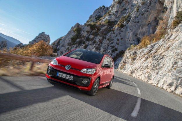 Volkswagen up! w wersji GTI już w sprzedaży