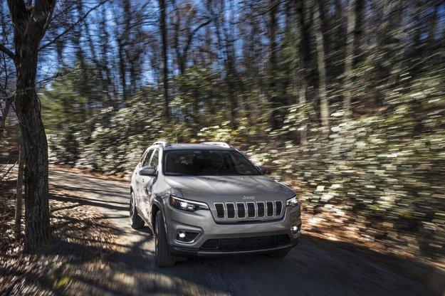 Jeep Cherokee po nowemu