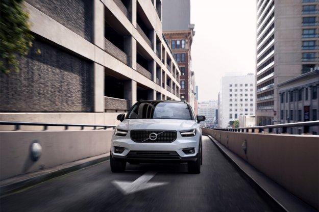 Sukces nowego modelu Volvo