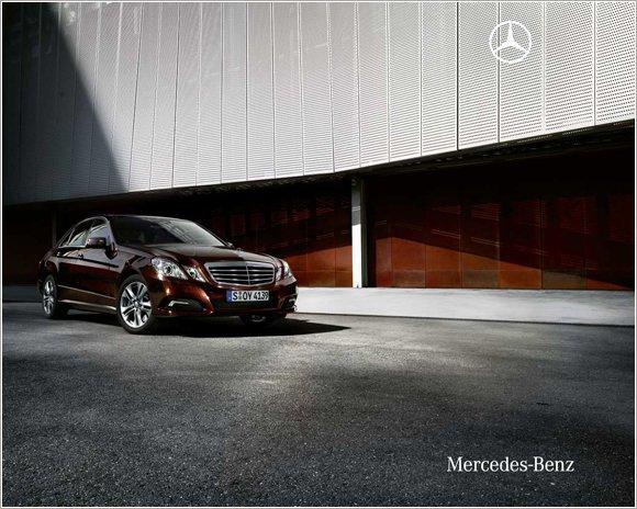 Mercedes Klasa E W212.