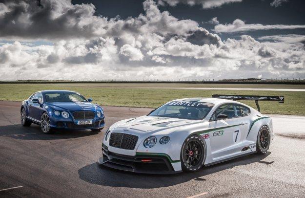 Powrót Bentleya do motosportu