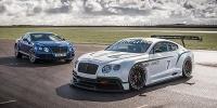 www.moj-samochod.pl - Artykuďż˝ - Powrót Bentleya do motosportu