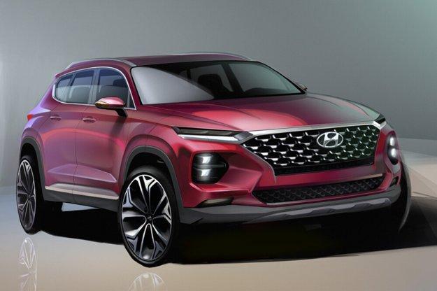 Hyundai Santa Fe w najnowszej odsłonie