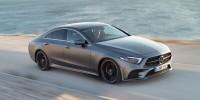 www.moj-samochod.pl - Artykuł - Mercedes CLS w swojej najnowszej odsłonie