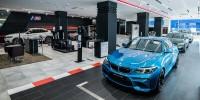 www.moj-samochod.pl - Artykuł - BMW M rośnie w siłę  i otwiera nowe ekskluzywne salony