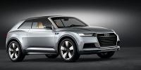 www.moj-samochod.pl - Artykuďż˝ - Premiera konceptu Audi crosslane coupe