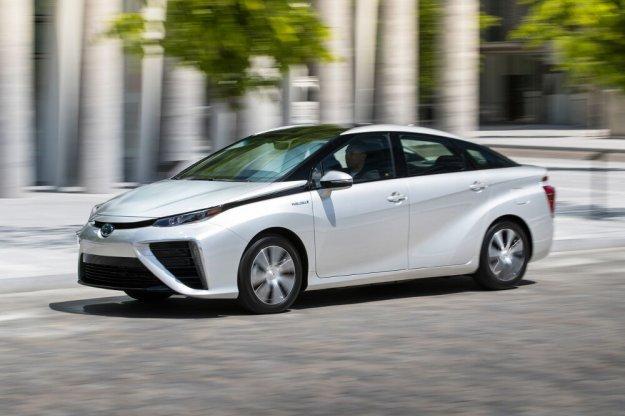 Toyota Mirai na kolejnym rynku