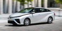 www.moj-samochod.pl - Artykuďż˝ - Toyota Mirai na kolejnym rynku