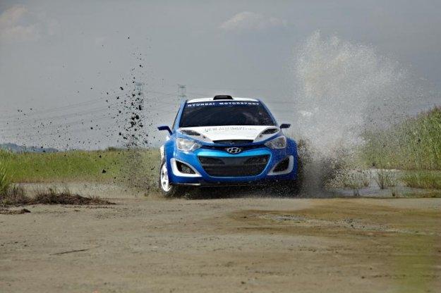 Powrót Hyundaia do WRC - premiera i20