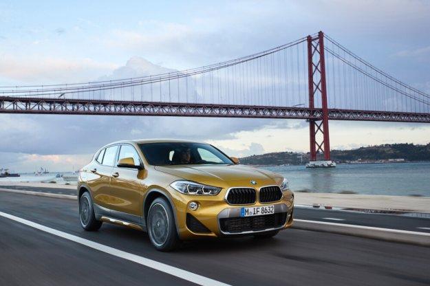 BMW X2 tuż przed rynkową premierą