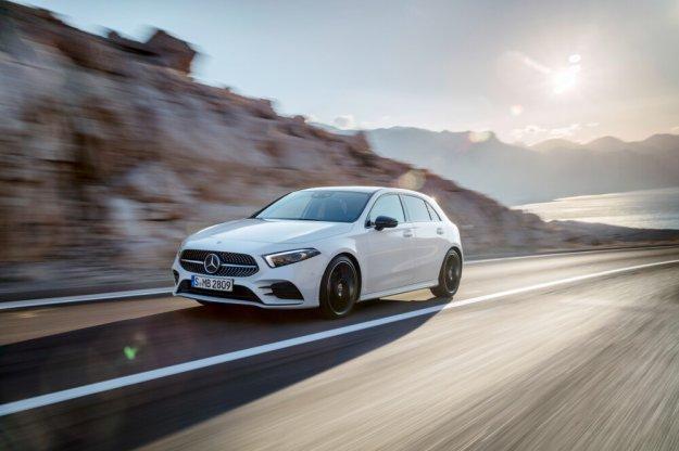 Światowa premiera nowego Mercedesa Klasy A