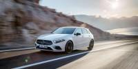 www.moj-samochod.pl - Artykuďż˝ - Światowa premiera nowego Mercedesa Klasy A
