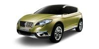 www.moj-samochod.pl - Artykuďż˝ - S-Cross Concept na pomoc Suzuki