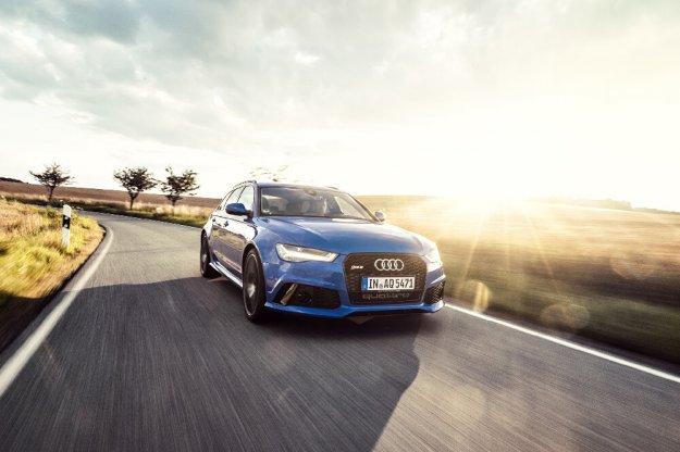 Audi RS 6 Avant w limitowanej odsłonie Nogaro Edition
