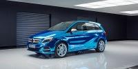 www.moj-samochod.pl - Artykuďż˝ - Mercedes B-Klasa na prąd