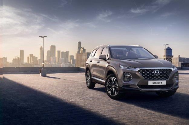 Hyundai Santa Fe jeszcze bardziej elegancki