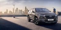 www.moj-samochod.pl - Artykuďż˝ - Hyundai Santa Fe jeszcze bardziej elegancki