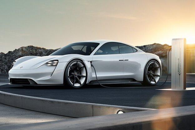 Duże inwestycje Porsche w elektromobilność