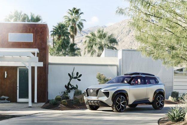 Nissan Xmotion połączenie sztuki z innowacją