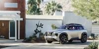 www.moj-samochod.pl - Artykuďż˝ - Nissan Xmotion połączenie sztuki z innowacją