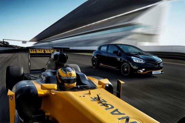 Kalendarz Renault Sport Days w 2018 roku