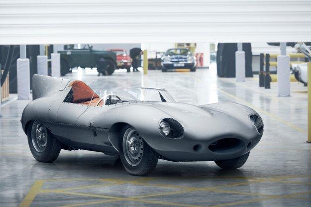 Jaguar wznawia produkcję legendy