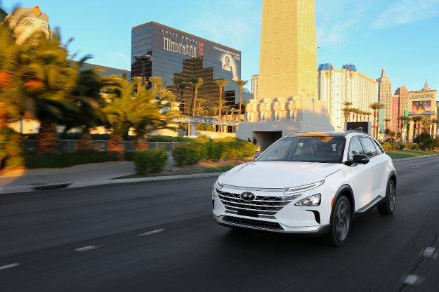 Hyundai NEXO drugi koreański model na wodór