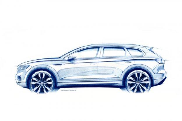 Czas na nowego Volkswagena Touareg