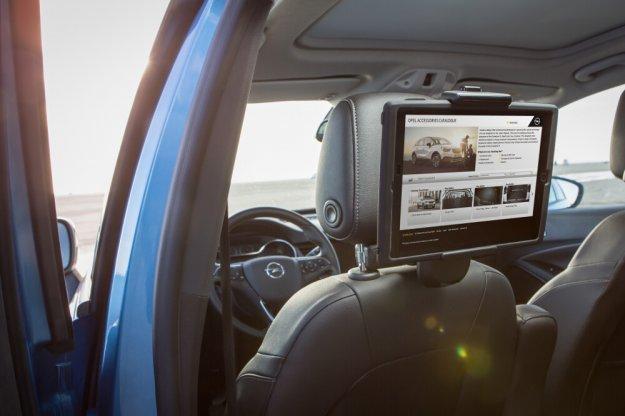 Szeroki wybór akcesoriów dla Opel Crossland X