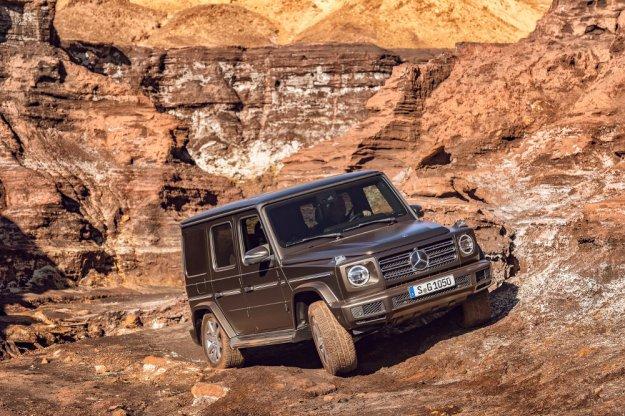 Mercedes Klasa G, klasyk w nowej odsłonie