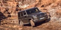 www.moj-samochod.pl - Artykuł - Mercedes Klasa G, klasyk w nowej odsłonie