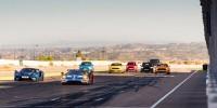 www.moj-samochod.pl - Artykuł - Modele Ford Performance na torze wyścigowym