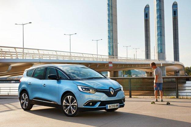 Renault Grand Scenic najlepszym Vanem