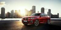 www.moj-samochod.pl - Artykuďż˝ - BMW X4 w nowej odsłonie już w marcu