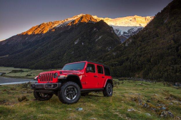 Prapremierowy pokaz nowego Jeep Wrangler