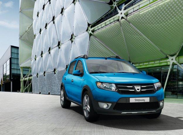 Dacia Sandero Stepway dobrze opracowany