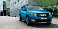 www.moj-samochod.pl - Artykuďż˝ - Dacia Sandero Stepway dobrze opracowany