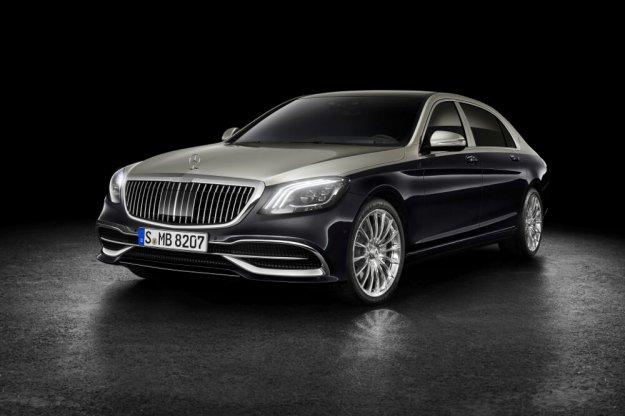 Mercedes-Maybach S Klasa jeszcze bardziej ekskluzywna