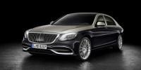 www.moj-samochod.pl - Artykuďż˝ - Mercedes-Maybach S Klasa jeszcze bardziej ekskluzywna